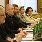 Konferencja prasowa poświęcona problemom rodzin wielodzietnych