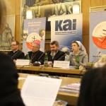 Konferencja prasowa. Woda Narzan wspiera inicjatywy misyjne